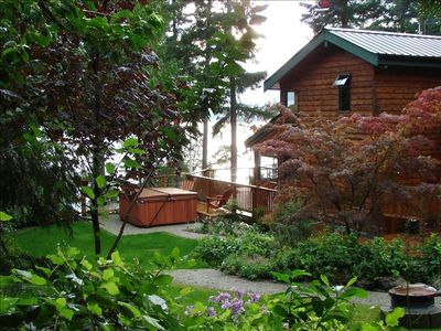 Photo for Halfmoon Bay Cottage - Privacy and Spectacular Views