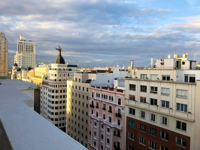 Photo for Homerez last minute deal - Beautiful studio in Madrid and Wifi
