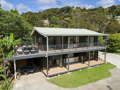 Photo for Paihia Centre Peace - Central Paihia Holiday Home