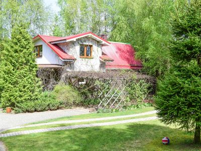Photo for holiday home, Parchowo  in Kaschubische Seenplatte - 11 persons, 4 bedrooms
