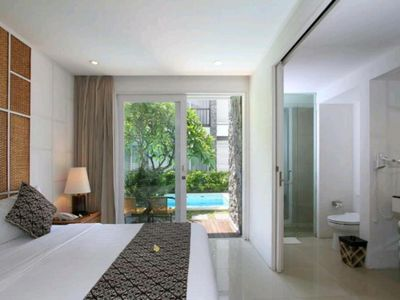 Photo for Fully Equipped Apartment in a Quiet Part of Seminyak, Few Min to Center Seminyak