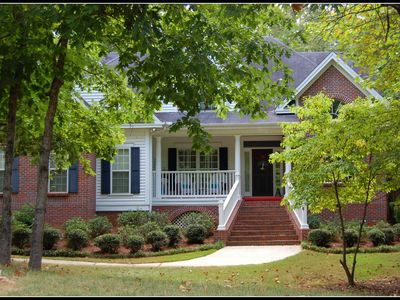 Photo for 2 mi walking distance from Jordan Hare, perfect for Gameday/Graduation