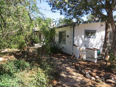 Photo for 2 Bedroom/2 Bathroom Snoopy Rock View Home