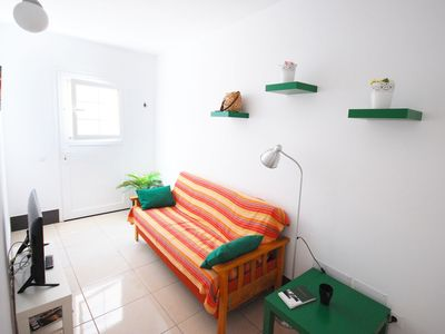 Photo for Cute little apartment close to promenade