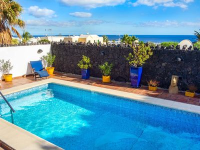 Photo for 3BR Villa Vacation Rental in Puerto del Carmen