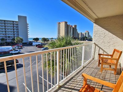 Photo for Adorable and Newly Renovated 1 Bed/1Bath Condo at Seaside Beach & Racquet Club