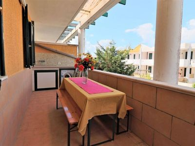 Photo for Galatea apartment in Torre dell'Orso with balcony.