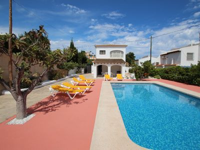 Photo for Tere - holiday home with private swimming pool in Calpe