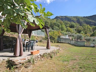 Photo for La Casa del Leone - 4 People, seaview, garden, wifi, 8km from sea, relax