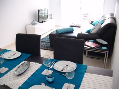 Photo for Luxury Apartment Ideal For Winter&summer Sun In Campello Centre -No Need For Car