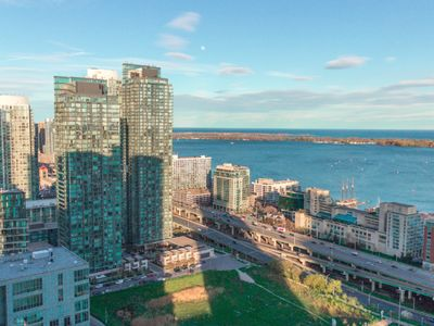 Photo for Downtown Toronto City Place/Large Luxury 1Br + Den