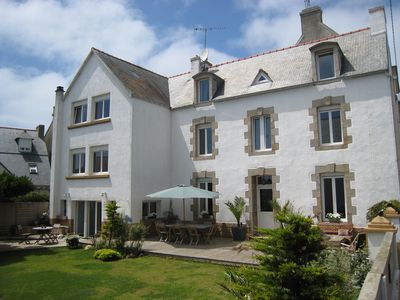 Photo for 80 meters away from the sea, self-catering accommodation in Saint-Guénolé