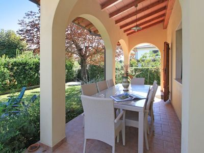 Photo for House 391 m from the center of Forte dei Marmi with Parking, Internet, Washing machine, Air conditioning (125939)
