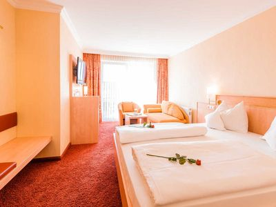 Photo for Double Room Premium Roadside - Hotel An der Linah