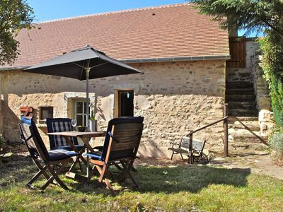 Photo for Luxury Rural Fleur de Lys Cottage & Pool close to Saumur, Loire Valley