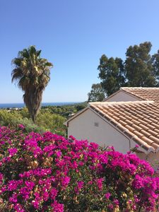 Photo for Beautiful Villa with Private Pool and some Sea Views
