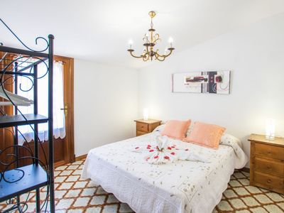 """Photo for Apartment a short walk away (198 m) from the """"Playa de Muro"""" in Alcúdia with Parking, Internet, Washing machine, Air conditioning (497717)"""