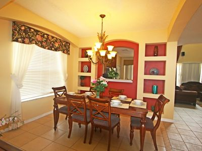 Photo for 8 Bedrooms Pool/Spa Villa Free WIFI only 3 miles to Disney