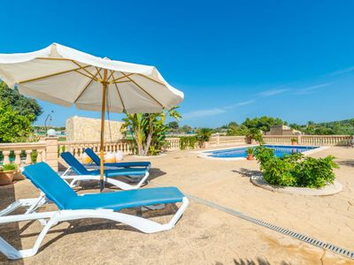 Photo for Vacation home Can Josepot in Mallorca/Alcúdia - 6 persons, 3 bedrooms