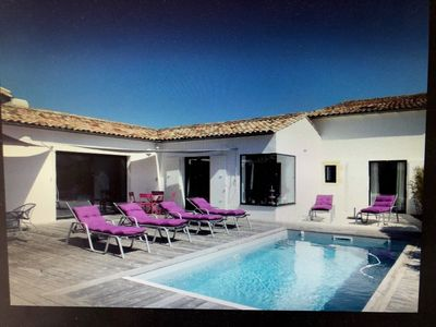 Photo for SUPERB VILLA WITH HEATED SWIMMING POOL