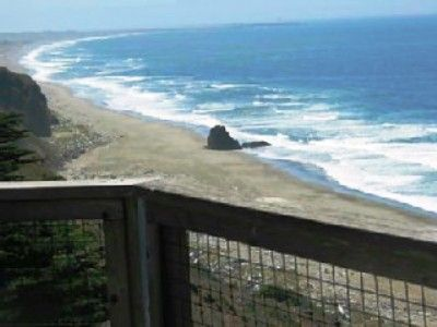 Ocean Front Home Winter Whales Now Panoramic Views Pet Friendly