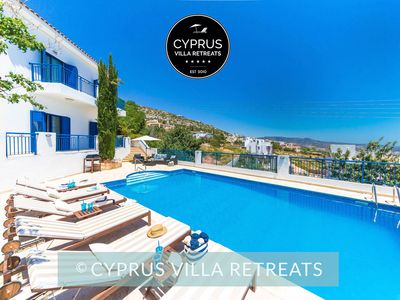 Photo for Villa Neptune Panoramic Sea Views Games Room with Concierge Gym and Spa