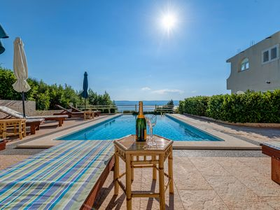 Photo for Luxury Apartment A1 With Swimming Pool And Sea View