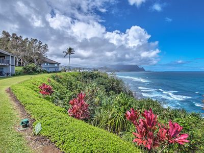 Photo for Princeville Condo w/Views of Mtns & Hanalei Bay!