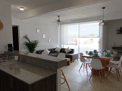 Photo for Central and comfortable apartment near the Caribbean, perfect for six 301ES.