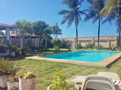 Photo for Beach House Pousada - 100 meters from the beach
