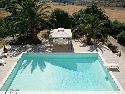 Photo for 4 bedroom Villa, sleeps 11 with Pool, Air Con, FREE WiFi and Walk to Shops