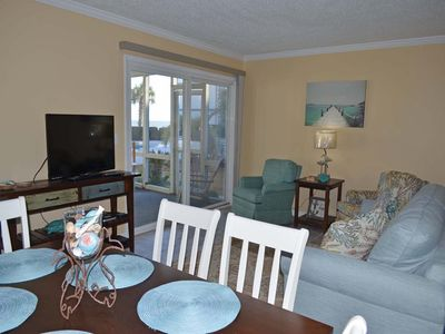 Photo for Sea Cloisters I 101B - Oceanfront Condominium in Surfside Beach