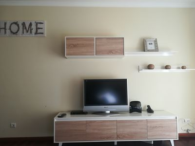 Photo for Bright apartment with sea views and free Wi-Fi