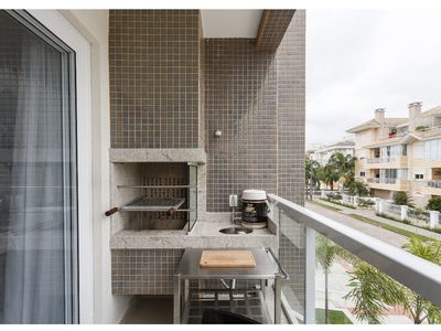 Photo for Brand new apartment in Jurere! 2 bedrooms with split and double beds.