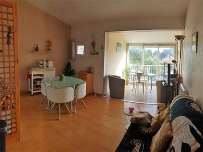 Photo for Apartment Argelès-sur-Mer, 2 rooms, 4 persons