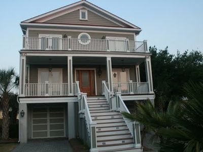 Luxury 6 bedroom 6  bath Isle of Palms, SC Private pool and much, muchh more!