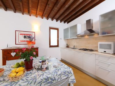 Photo for Vacation home L'Abbazia in Lucolena in Chianti - 4 persons, 2 bedrooms