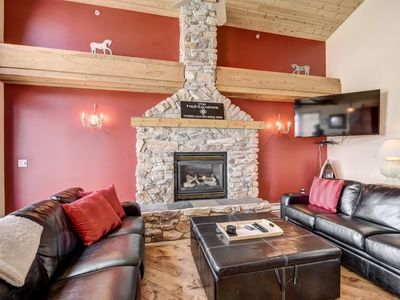 Photo for SLEEPS 41 HIGHLANDER A & B Combined  CHALET MULTIPLE FAMILIES