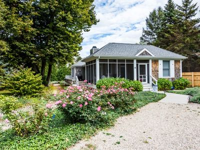 Photo for Charming Creekside Cottage in New Buffalo!
