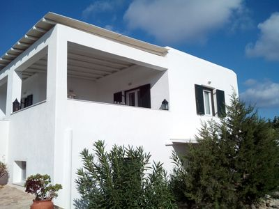 Photo for ★Oleander★ family house near Adamas w/ great view