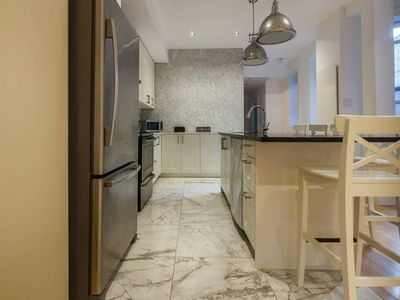 Photo for Apartment in Montreal with Internet, Parking, Washing machine (508453)