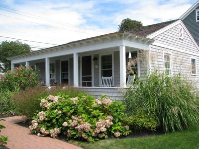 Photo for Easton Point Cottage, Short Walk To First And Second Beach