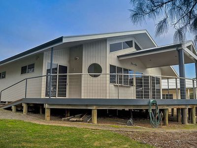 Photo for Rest A Shore is a waterfront property with specious living and north facing panoramic view over the