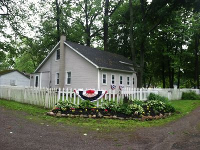 Photo for Welcome to The Picket Fence Guest House at Silver Lake!