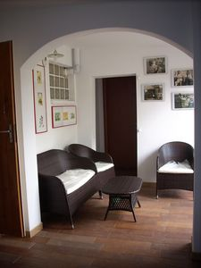 Photo for Alghero Tottubella splendid apartment in a comfortable and reserved villa