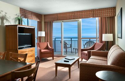Photo for Room to spread out -3BR oceanfront condo -Perfect for large families or groups!
