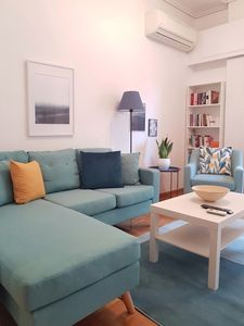 Photo for Colourful apartment in the heart of Athens