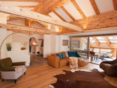 Photo for 6-room - penthouse with 2 balconies - Alp Chalet - Apartments
