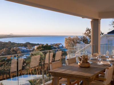 Photo for Luxury Ocean View Penthouse - Central Noosa Heads