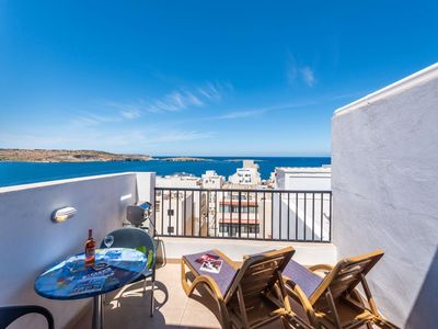 Photo for 1BR Apartment Vacation Rental in Bugibba, Malta